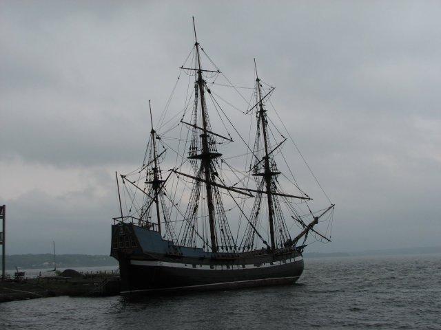 Port Hood, Nova Scotia. Mile2833