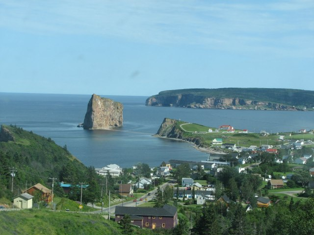 Perce, QC. Mile 2210