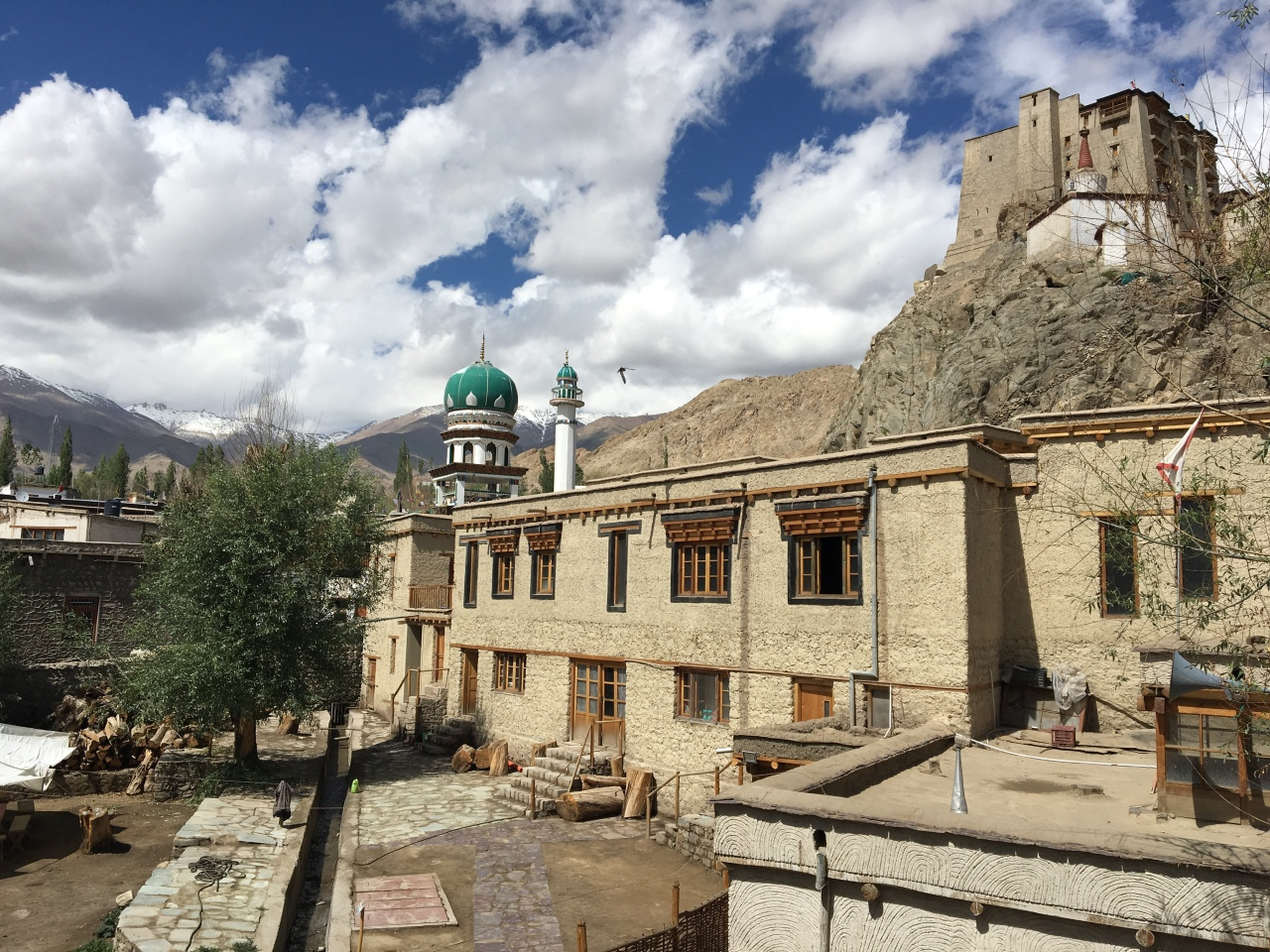 Back in Leh